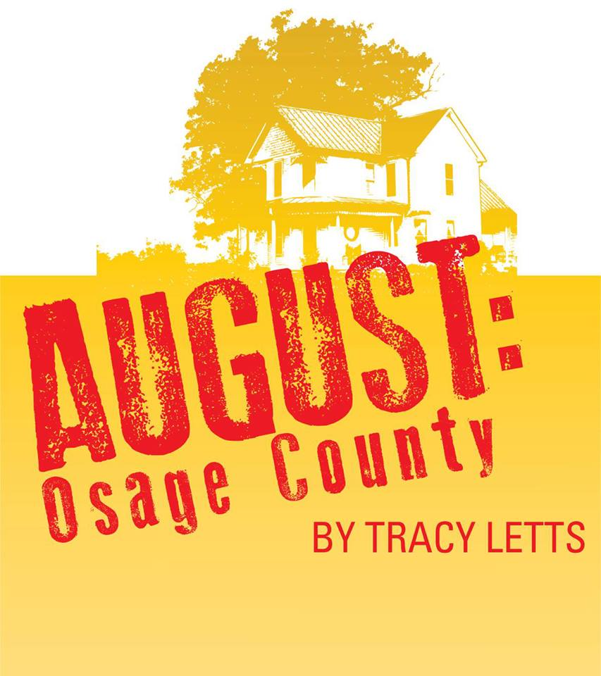 August, Osage County coming to Limestone Theatre on December 1 - 3, 2016