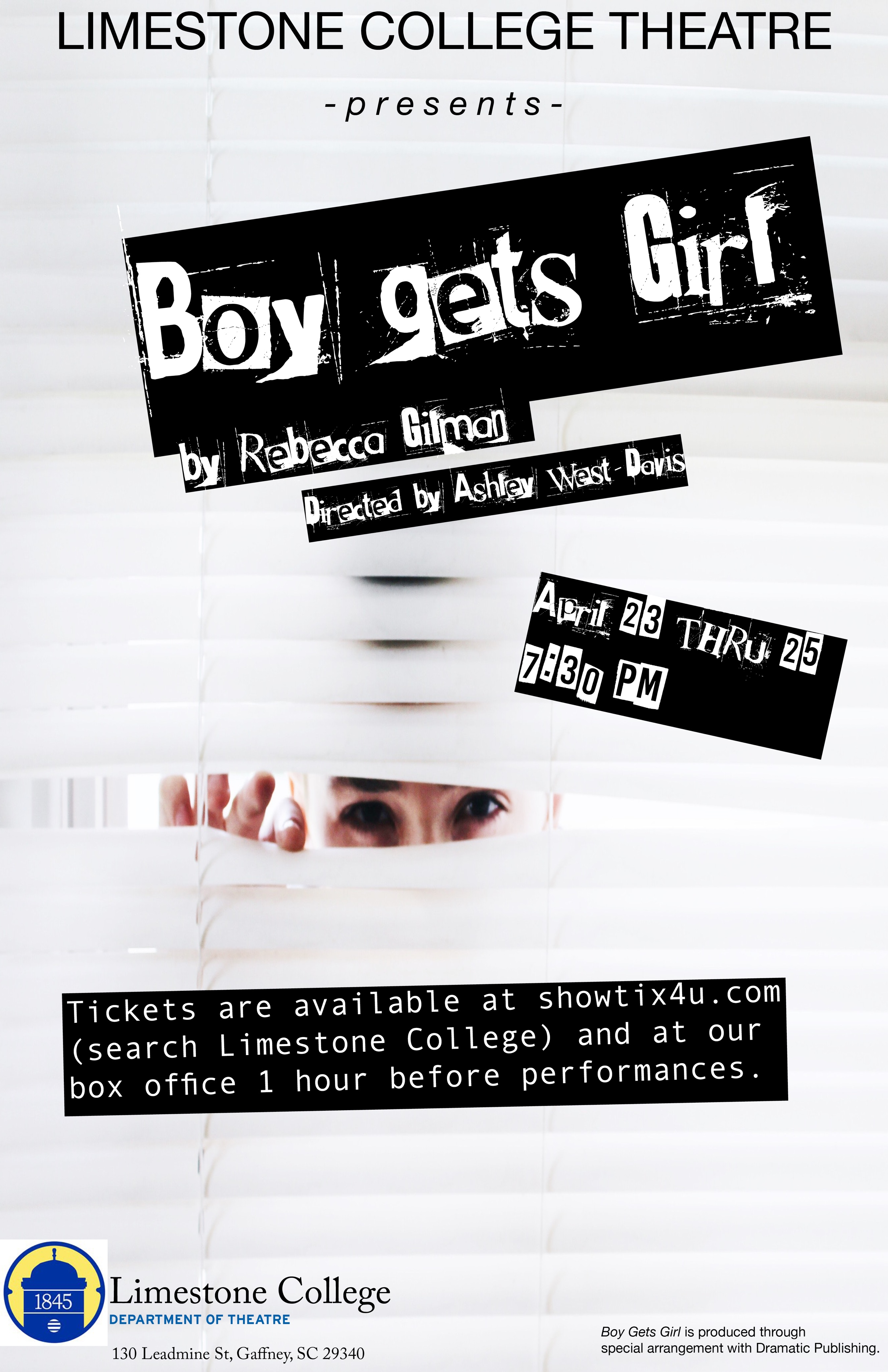 Boy Gets Girl production